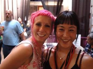 Gwen & Aya