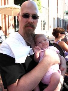 Dad & Lulu