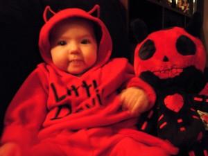 Little Devils hanging together.